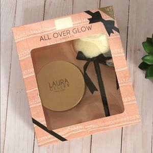 Laura Cellar All Over Glow 2 Piece Kit